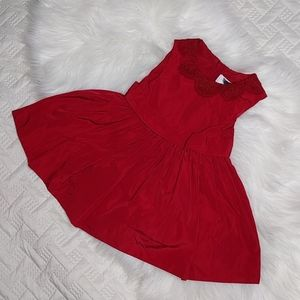 {Jason Wu} Baby Girl Red Dress